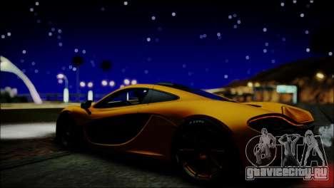 ENBTI for High PC для GTA San Andreas девятый скриншот