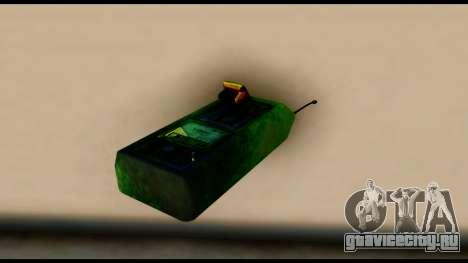 Brasileiro Bomb Detonator для GTA San Andreas второй скриншот