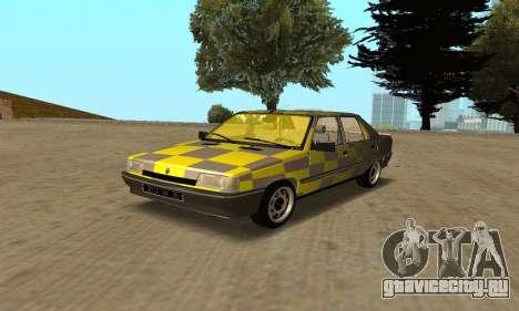 Renault 9 TSE 1992 для GTA San Andreas