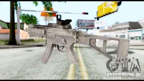 MP5 from Resident Evil 6 для GTA San Andreas второй скриншот
