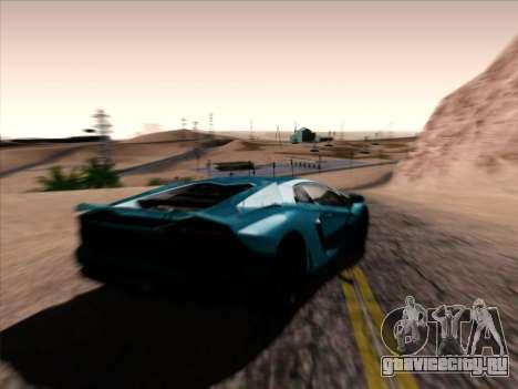 Jungles ENB v1.0 для GTA San Andreas второй скриншот