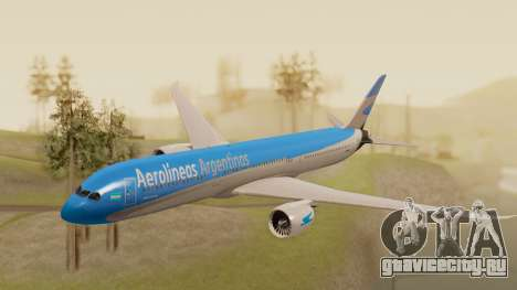 Boening 737 Argentina Airlines для GTA San Andreas