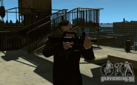 А-91 для GTA 4 четвёртый скриншот