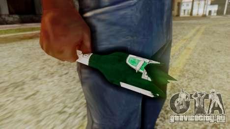 GTA 5 Broken Bottle v1 для GTA San Andreas второй скриншот