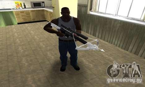 Crossbow для GTA San Andreas второй скриншот