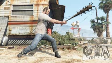 Saints Row The Third для GTA 5