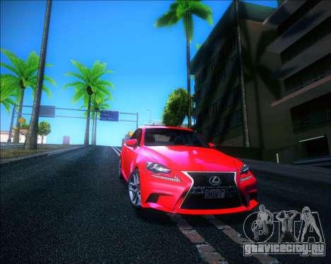Sparkle ENB для GTA San Andreas