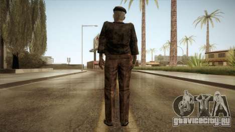 RE4 Don Esteban для GTA San Andreas третий скриншот
