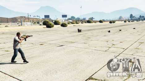 Animal Cannon v1.1 для GTA 5 второй скриншот