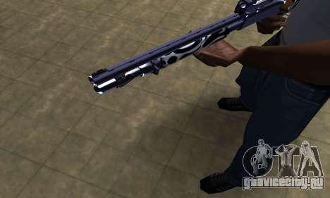 Oval Shotgun для GTA San Andreas второй скриншот