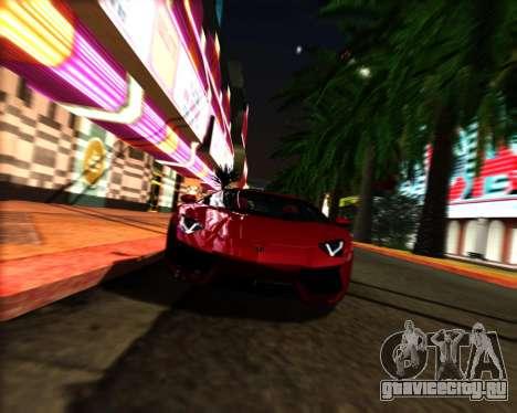 Jungles ENB v1.0 для GTA San Andreas третий скриншот