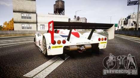 Radical SR8 RX 2011 [8] для GTA 4 вид сзади слева