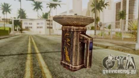 Forensic Flashligh from Silent Hill Downpour для GTA San Andreas второй скриншот