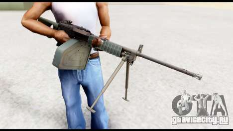 Type 88 Battlefield 4 для GTA San Andreas третий скриншот