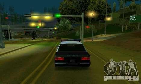 Project2DFX v3.2 для GTA San Andreas третий скриншот