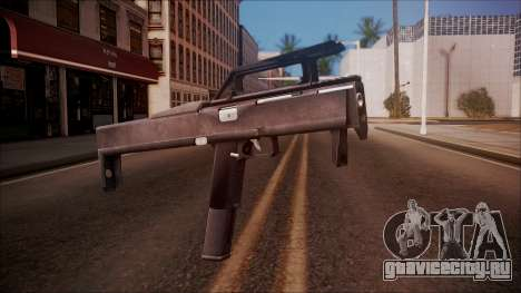 FMG-9 from Battlefield Hardline для GTA San Andreas