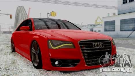 Audi A8 Turkish Edition для GTA San Andreas