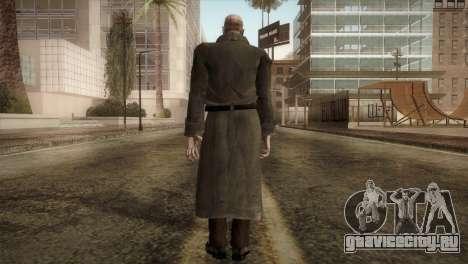 RE4 Mendes для GTA San Andreas третий скриншот