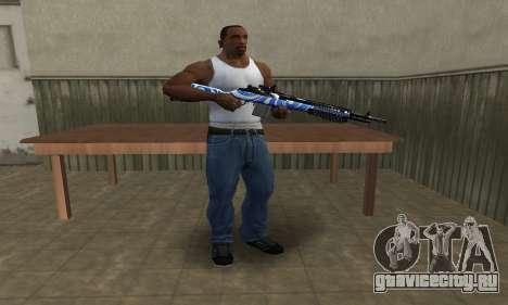 JokerMan Rifle для GTA San Andreas третий скриншот