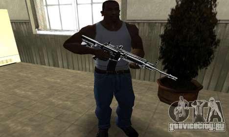 Original M4 для GTA San Andreas третий скриншот