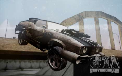 Mad Max 2 Ford Landau для GTA San Andreas