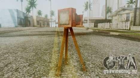Red Dead Redemption Camera для GTA San Andreas второй скриншот
