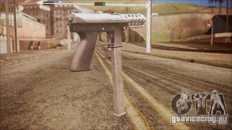 TEC-9 v2 from Battlefield Hardline для GTA San Andreas второй скриншот