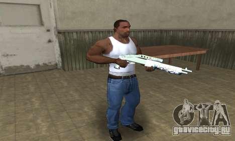 Graf Spas-12 для GTA San Andreas третий скриншот