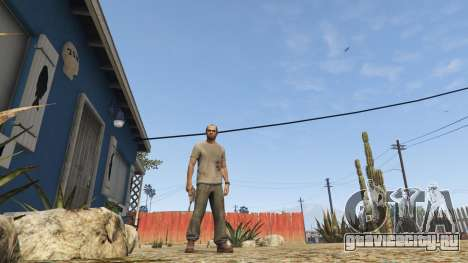 Fallout 3: Alien Blaster для GTA 5 четвертый скриншот