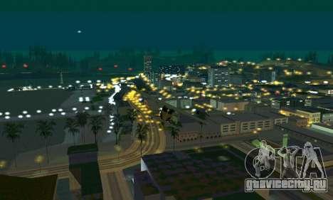 Project2DFX v3.2 для GTA San Andreas второй скриншот