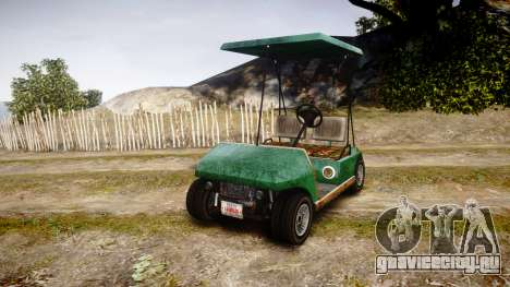GTA V Nagasaki Caddy для GTA 4