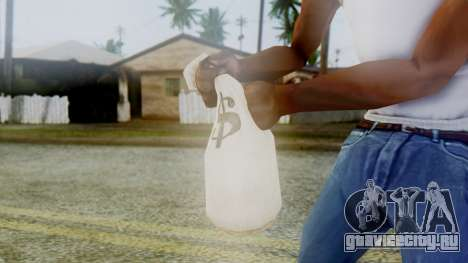 Red Dead Redemption Money для GTA San Andreas четвёртый скриншот