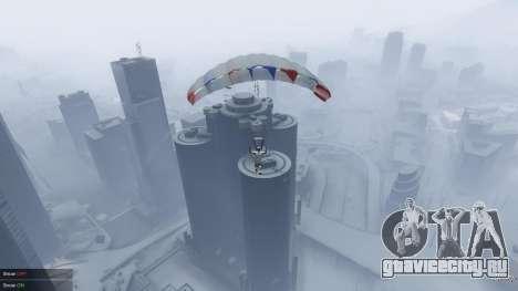 Singleplayer Snow 2.1 для GTA 5 десятый скриншот