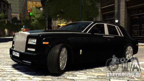 Rolls-Royce Phantom 2013 v1.0 для GTA 4