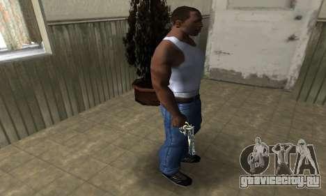 Revolver для GTA San Andreas третий скриншот