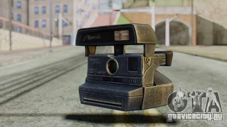 Camera from Silent Hill Downpour для GTA San Andreas