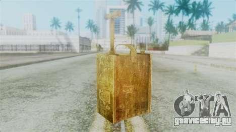 Red Dead Redemption Detonator для GTA San Andreas