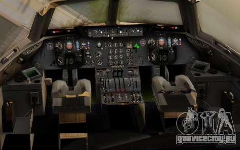 DC-10-30 Monarch Airlines для GTA San Andreas вид сзади