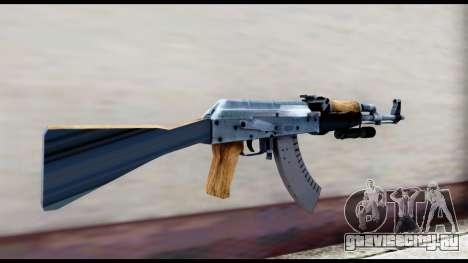 АК-47 из L4D2 для GTA San Andreas второй скриншот