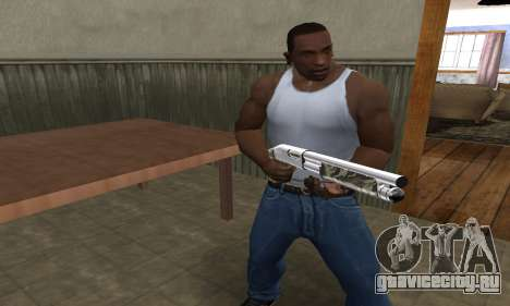Militarry Shotgun для GTA San Andreas третий скриншот