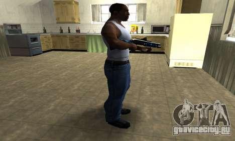 Water Shotgun для GTA San Andreas третий скриншот