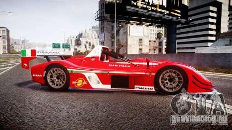 Radical SR8 RX 2011 [6] для GTA 4 вид слева