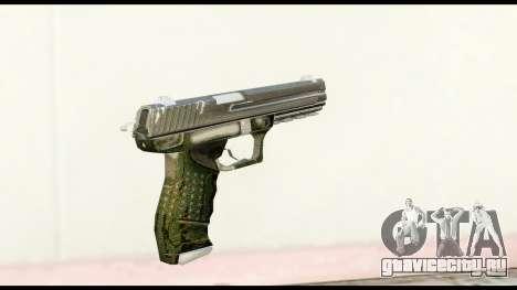 Pistol from Crysis 2 для GTA San Andreas второй скриншот