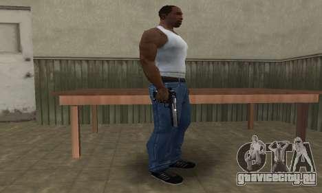 Military Deagle для GTA San Andreas второй скриншот