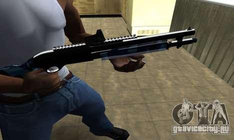 Water Shotgun для GTA San Andreas второй скриншот