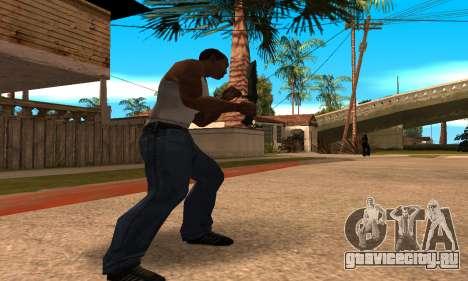 Cool Knife для GTA San Andreas третий скриншот