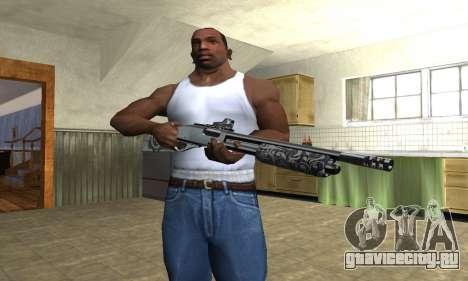 Sawn-Off Shotgun для GTA San Andreas третий скриншот