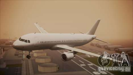 Airbus A320-200 для GTA San Andreas