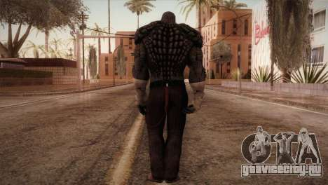 Killer Croc (Batman Arkham Origins) для GTA San Andreas третий скриншот