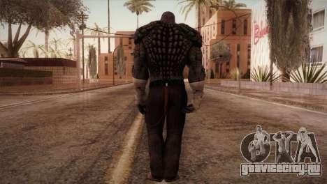 Killer Croc (Batman Arkham Origins) для GTA San Andreas третий скриншот